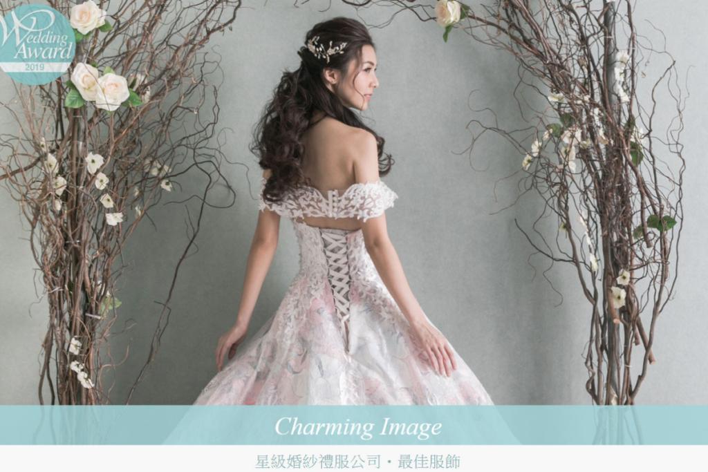 2019年Wedding Magazine婚禮雜誌大賞 – 最佳服飾